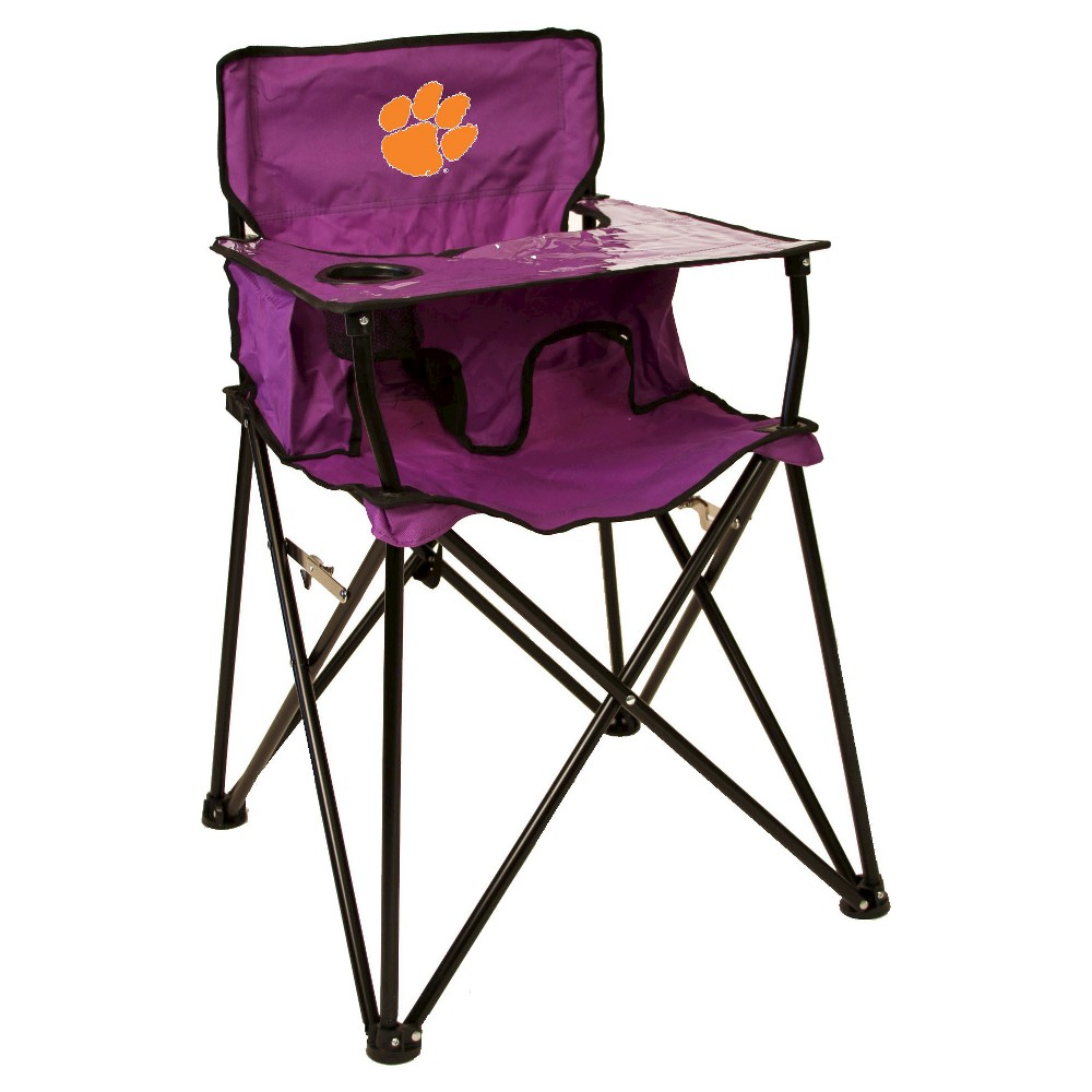 Amazing Ncaa Clemson Tigers Ciao Babyportable High Chair In 2019 Gmtry Best Dining Table And Chair Ideas Images Gmtryco