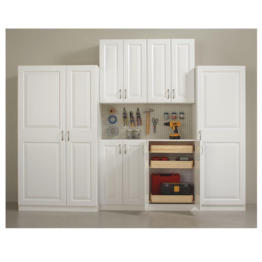 shop estate by rsi 34 5 in h x 23 75 in w x 16 625 in d on lowe s laundry room storage cabinets id=93801