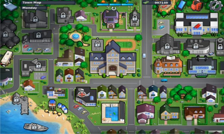 Summertime Saga Mod Apk Unlock All Saga Download To Pc Summertime Game Download Free Dating Sim Game