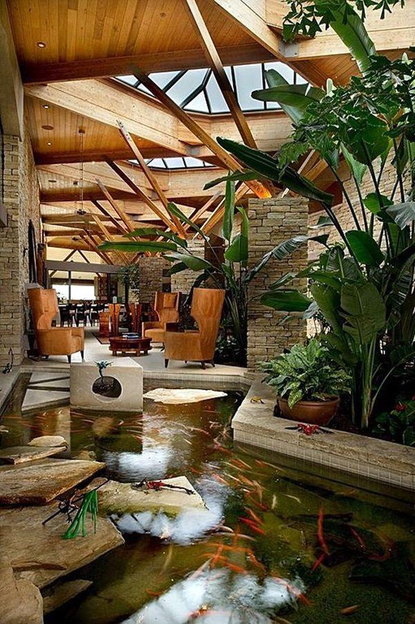 Photo of 40 ideas para relajantes fuentes interiores