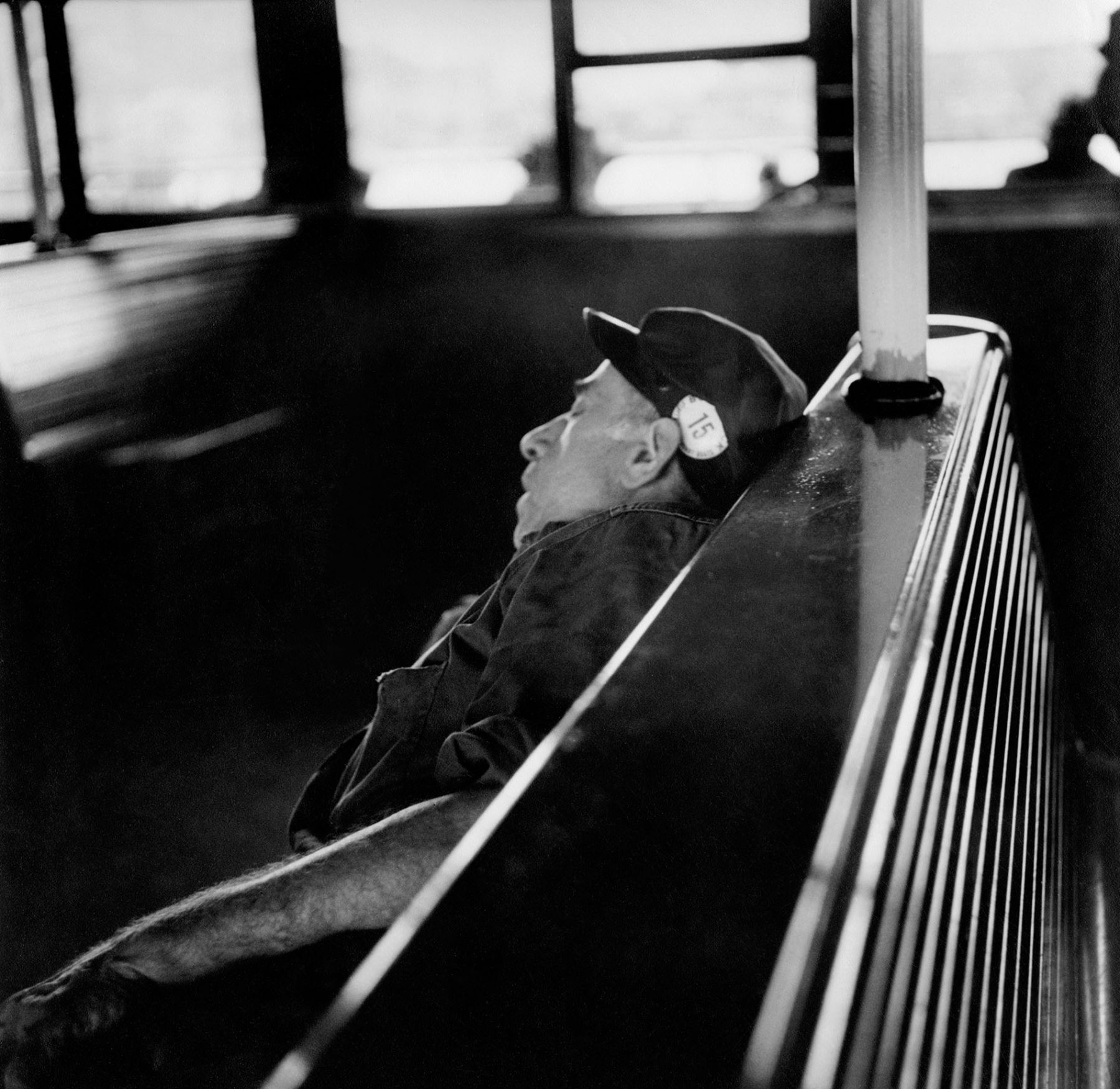 Workers In New York City 1944 1948 Archive The Gordon Parks Foundation