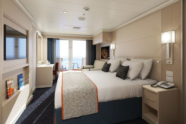 Verandah Stateroom Aboard Koningsdam Cruisenewsdaily Com Holland America Holland America Line Holland America Alaska Cruise