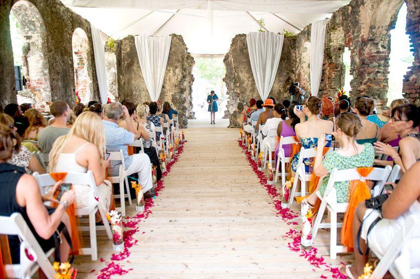 Caribbean Destination Wedding Location The Island Of Saint Lucia