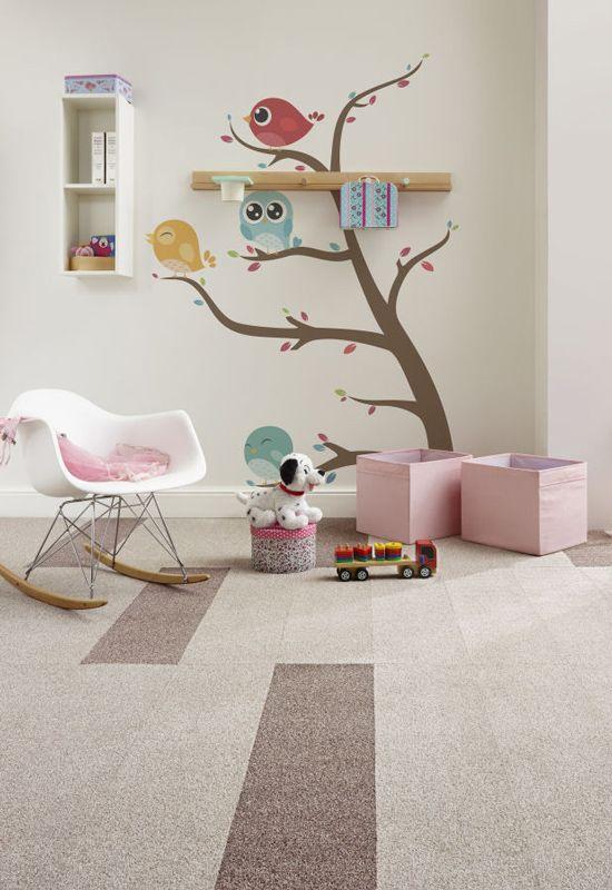 teppich f r das kinderzimmer einfach und unkompliziert f r den neubau oder die renovierung mit. Black Bedroom Furniture Sets. Home Design Ideas