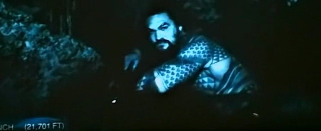 Image Of Jason Momoa As Aquaman From Batman V Superman Dawn Of