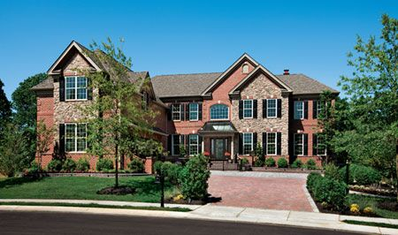 Greenville Overlook Luxury New Homes In Wilmington De House Exterior Pretty House New Home Communities