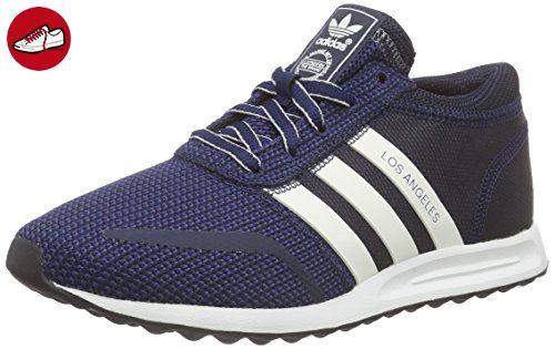 promo code 70264 7d7ab adidas Los Angeles, Unisex-Erwachsene Sneakers, Blau (Collegiate Navy Off  White