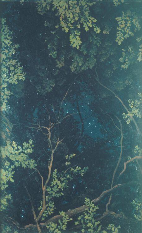 Above the Bonfire, s.d. Konstantin Vasilyev  (Russian, 1942-1976)