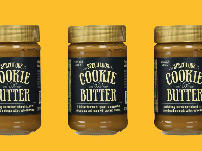 50 Ways to Use Trader Joe's Speculoos Cookie Butter