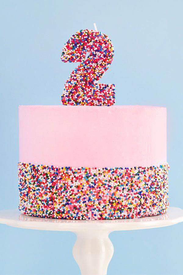 Photo of How to make a DIY Sprinkle Cake | Sprinkles for Breakfast #diyscakes