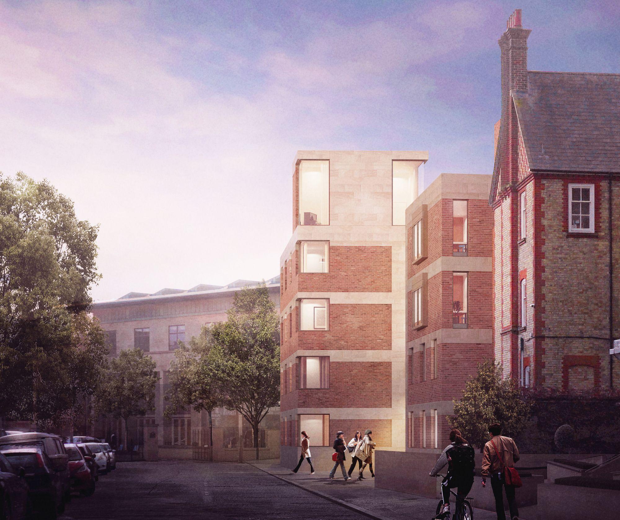 Oxford Unveils 5 Proposals Seeking to Overhaul St Hilda's College