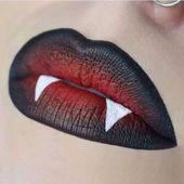 El arte labial más creativo no solo para Halloween