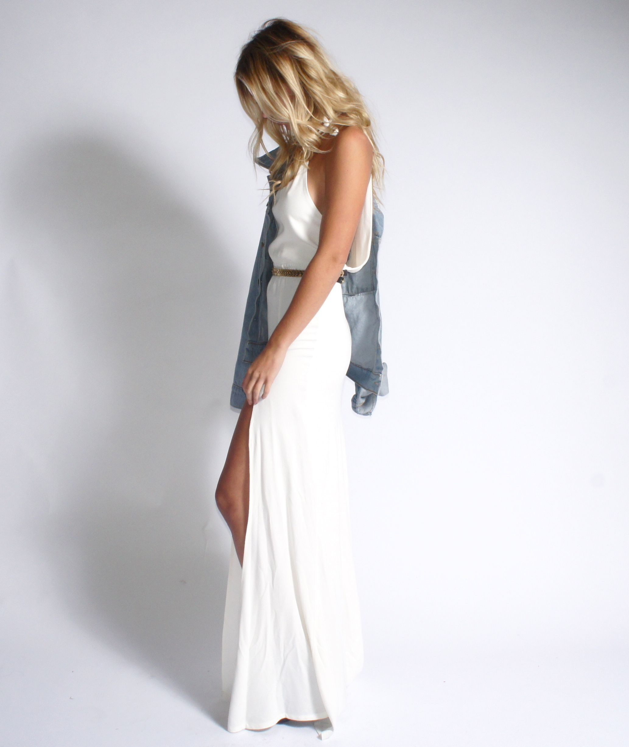 Stone Cold Fox - White Onyx Gown thestonecoldfox.com | STONE COLD ...