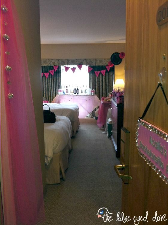 Tips for Throwing a Bachelorette Party Hotel