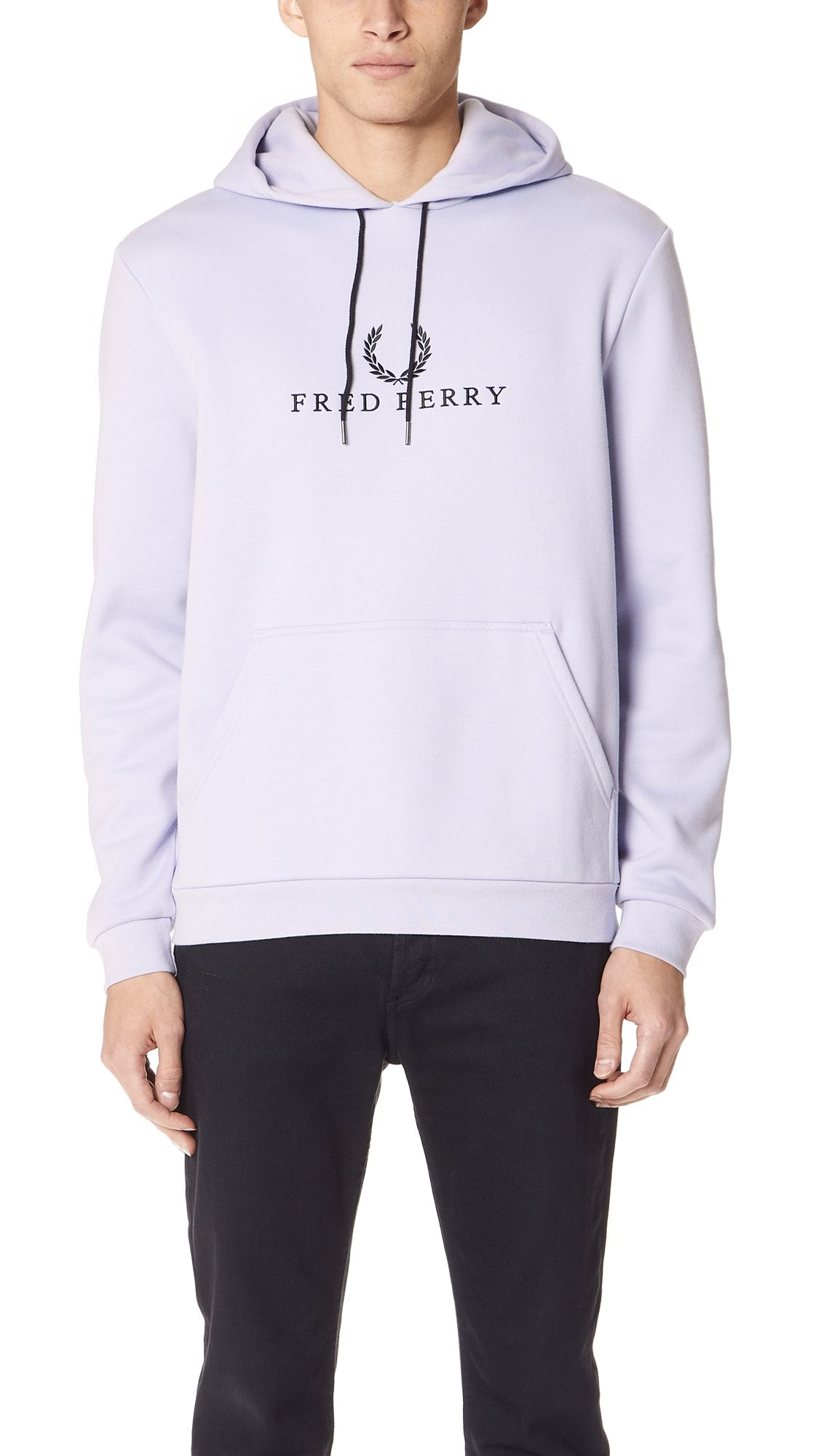 db20ee973 FRED PERRY EMBROIDERED HOODED SWEATSHIRT. #fredperry #cloth # | Fred ...