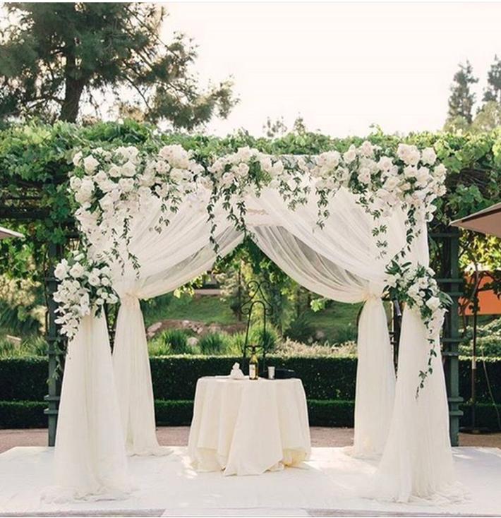 Wedding Ceremony And Reception: Altares De Boda, Arcos Para