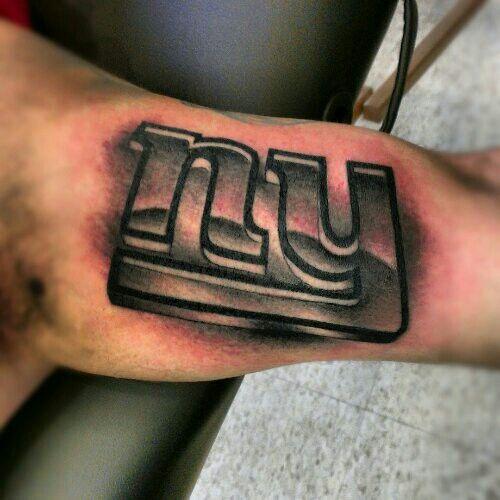 Popular New Tattoos New York Giants Tattoo Designs