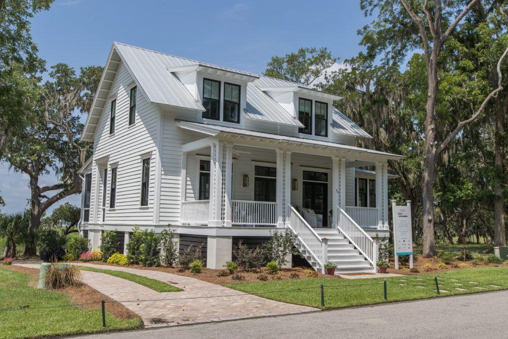 Moser Design Group 2018 Coastal Living Idea House In 2020 Coastal Living House Lake Cottage
