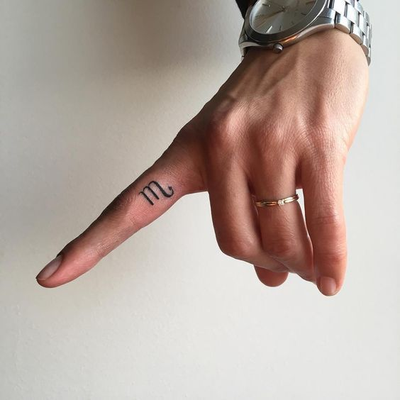 Photo of 34 Zurückhaltende, wunderschöne Skorpion-Tattoos, die Sie nicht aus den Augen …