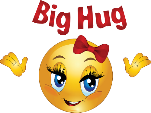 Hug Emoticons Download Hug Emoticons Download Funny Sticker
