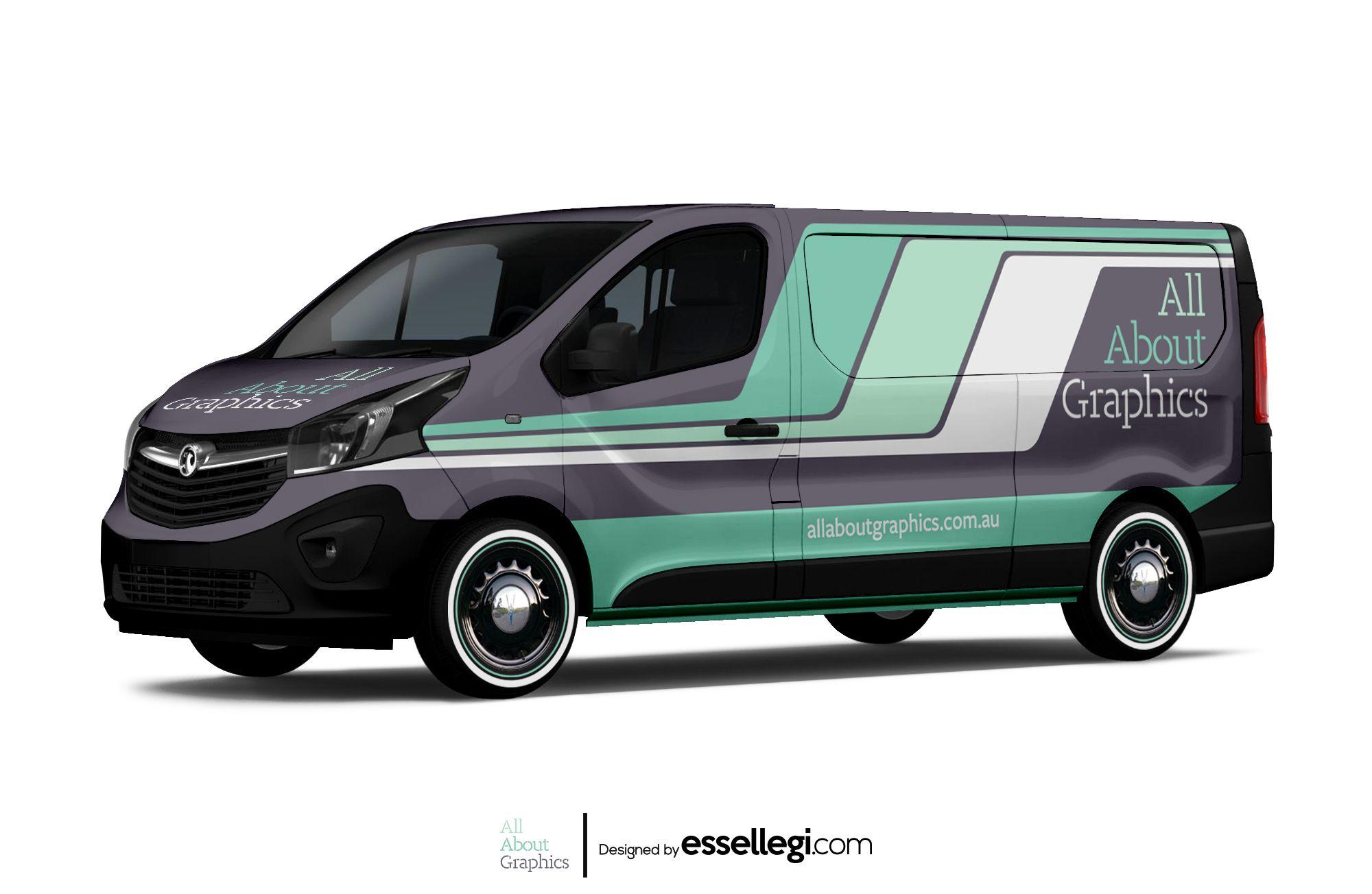 Renault Trafic Wrap Design. Renault Trafic | Van Wrap Design ...