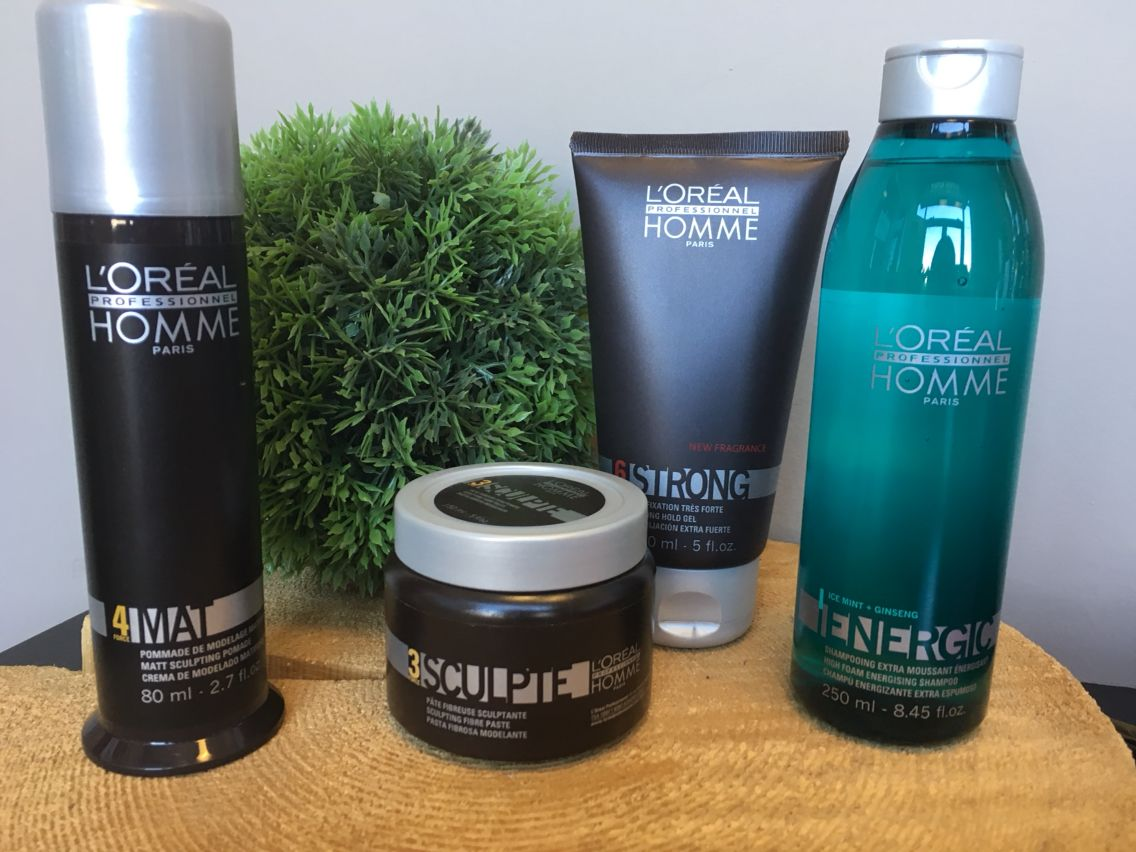 Men S Hair Care From L Oreal Professional Hair Hairproduct Loreal Mensproduct Kelowna Salon Styleof Mens Hair Care Best Hair Care Products Moroccan Oil