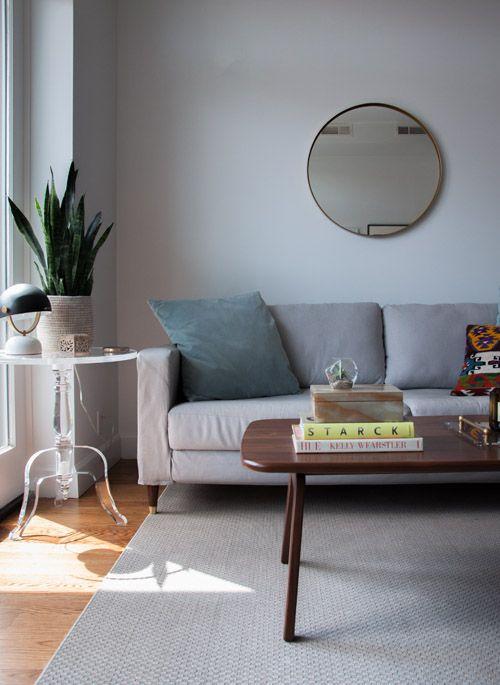 living room — Brooklyn Apartment | Living room brooklyn ...