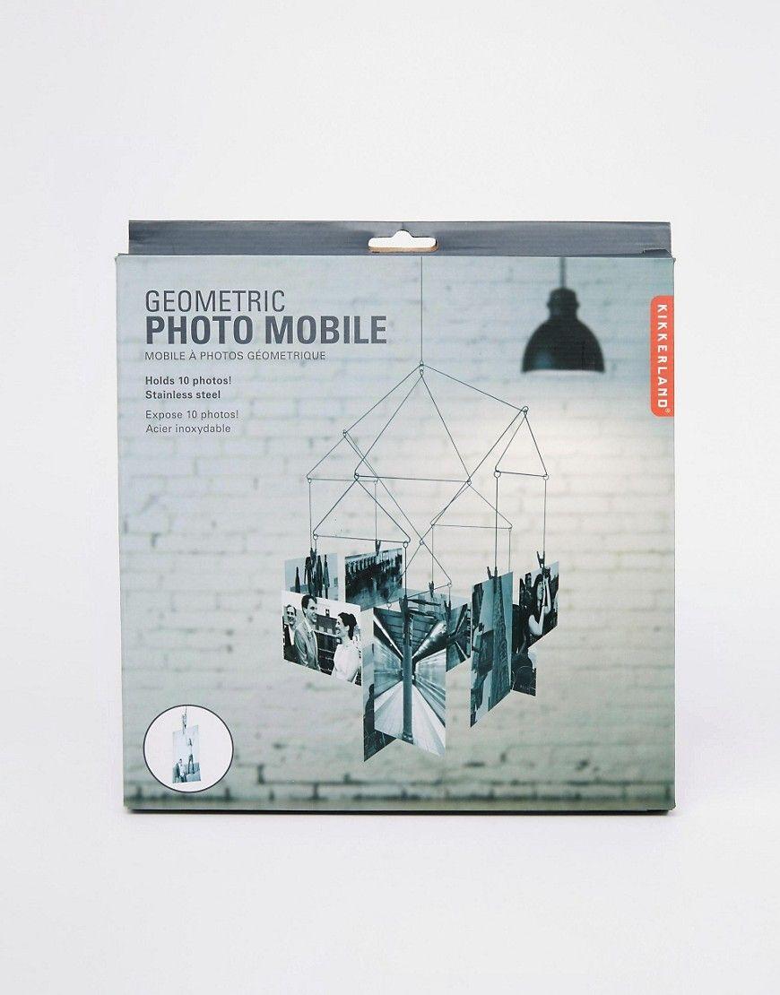 £11 Kikkerland+Photo+Mobile+in+Copper