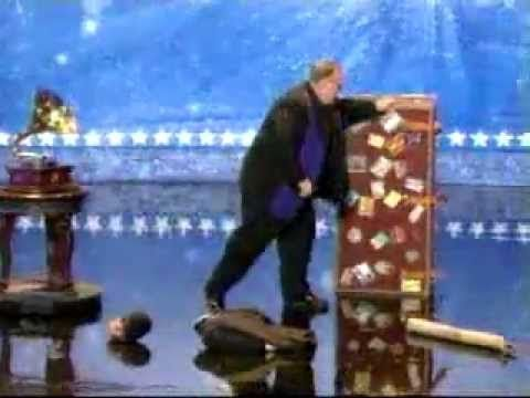The best magician ever to try out on americas got talent ...