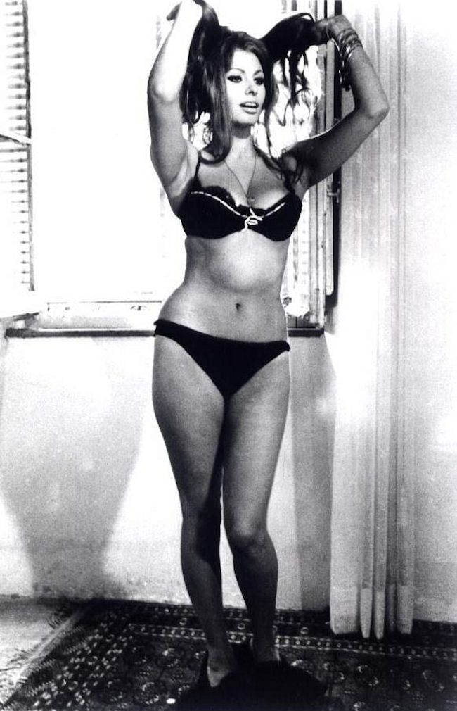 Sexy women from the 60s