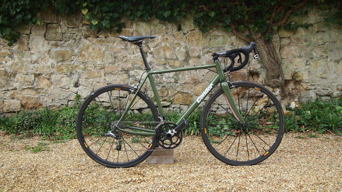 fb5c81b3e5e Condor Super Acciaio Custom | Bicycles + Co | Bicycle, Bike, Motorbikes