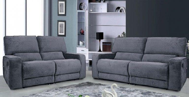 crypton reclining sofa - Crypton Sofa