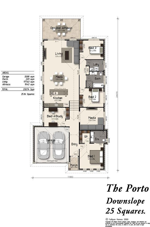 Down Slope House Design - Best House 2018