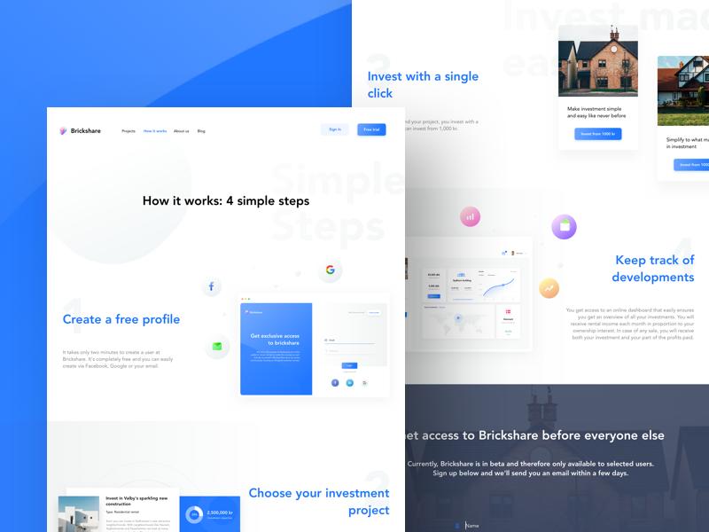 How It Works Web Design It Works Website Design
