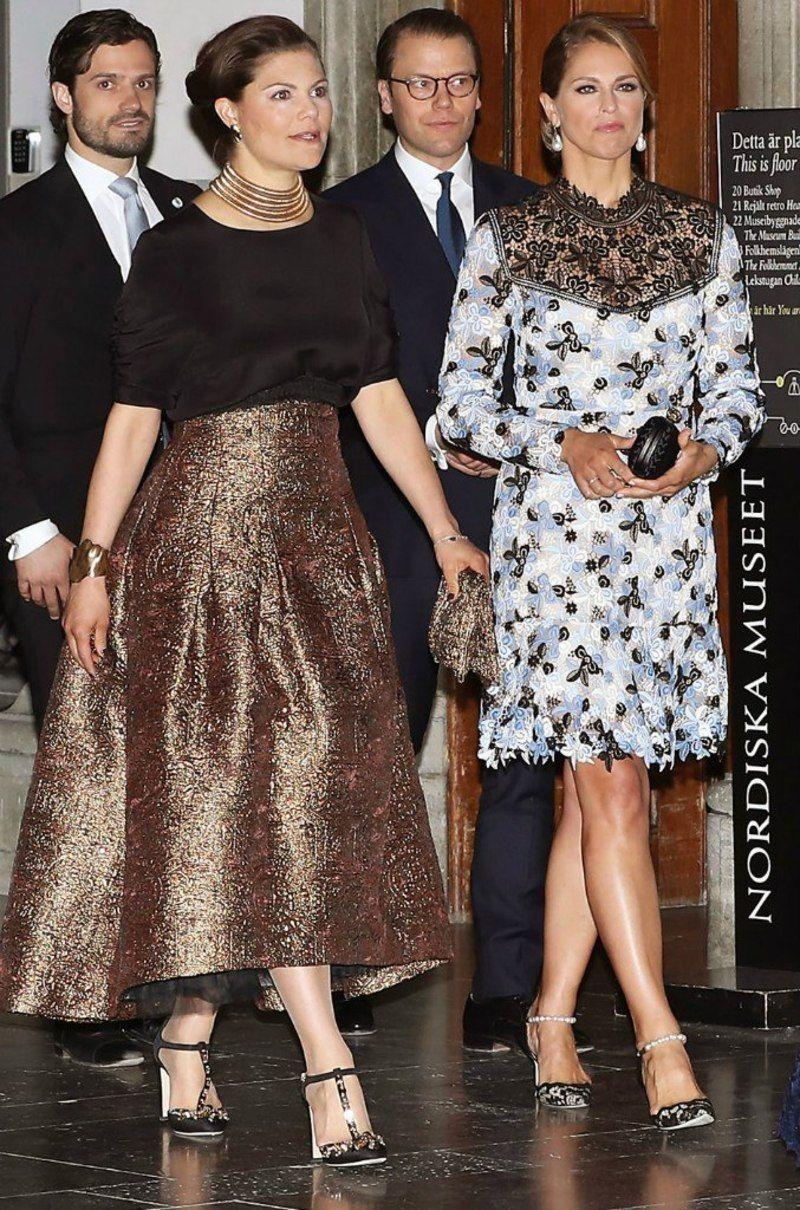 Swedish Crown Braid Tutorial: Prince Carl, Princess Victoria, Prince Daniel, Her Husband