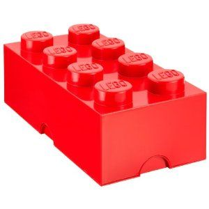 Huge Lego Storage Box Can Be Used To Build Giant Structures Lego Storage Brick Lego Storage