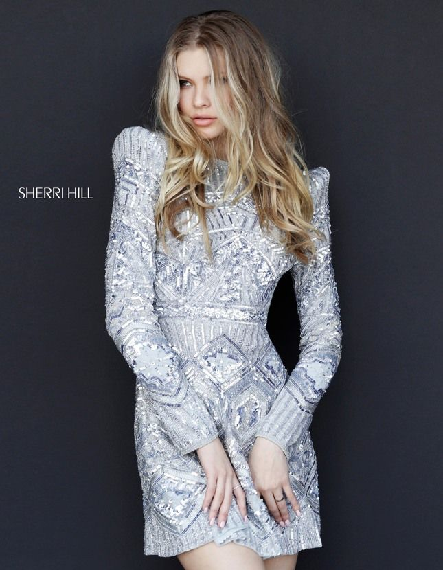 Pin By Sherri Hill On Fall 2017 Collection Pinterest Homecoming