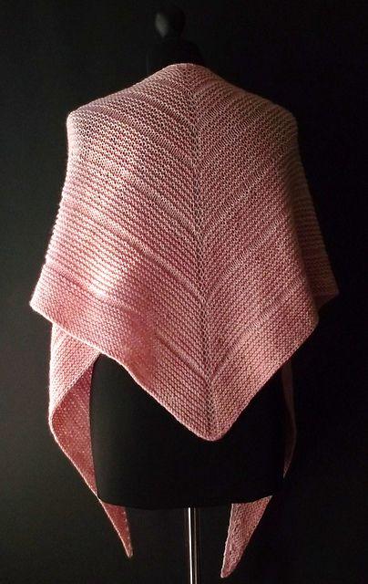 Ravelry: Triangular Shawl pattern by Brian smith