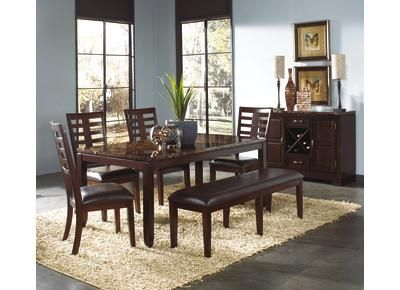 Badcock  Torino  House Ideas  Pinterest  Bench Room And House Amazing Badcock Furniture Dining Room Sets Review