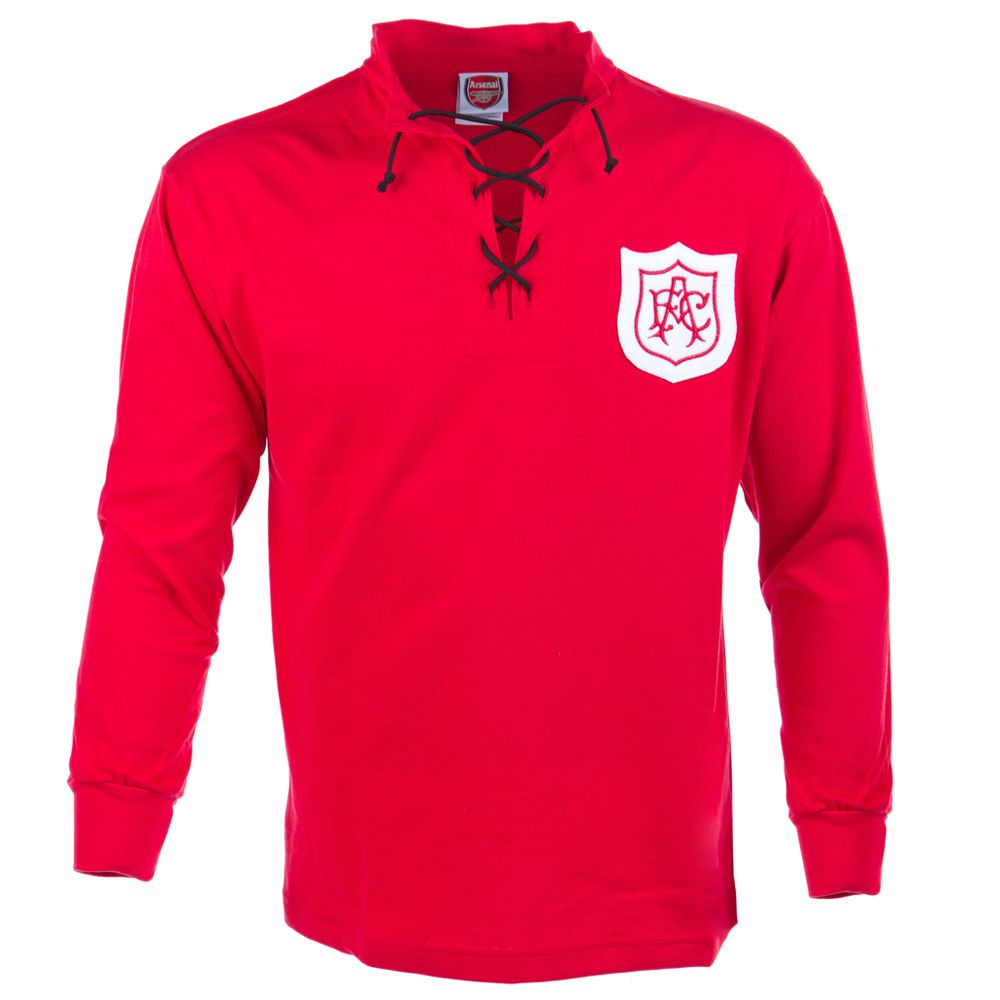 reputable site a9df1 9fdd8 Picture of Arsenal 1927 FA Cup Final Retro Football Shirt ...