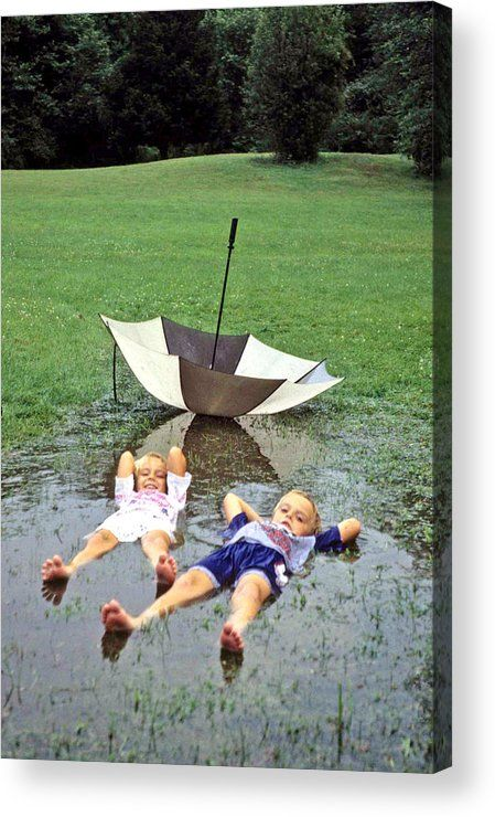 Love A Rainy Day Series Acrylic Print By Laurie Paci Best Friends Shoot Best Friend Pictures Best Friend Photoshoot