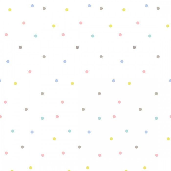 Conosciuto Carta da parati Pois by Lilipinso | Carta da parati, Pareti di QA53
