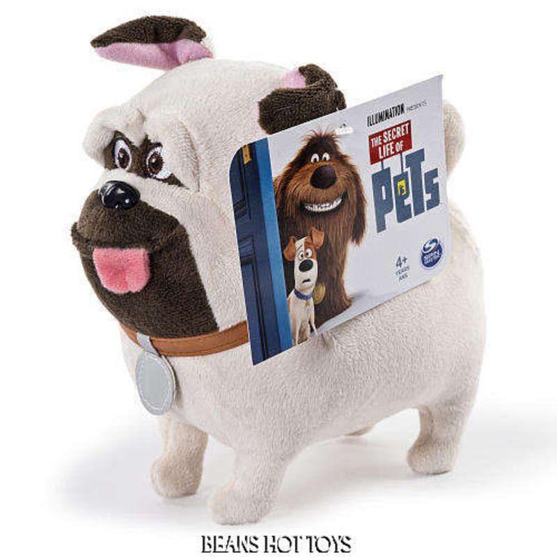 The Secret Life Of Pets Movie Toy 6 Inch Plush Figure Mel