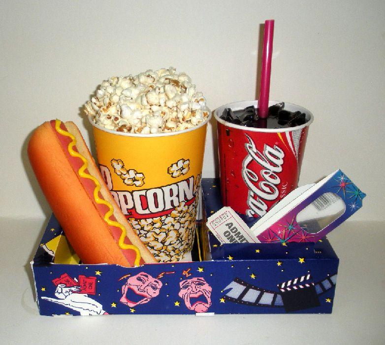 Fake food, Movie snacks, Snacks
