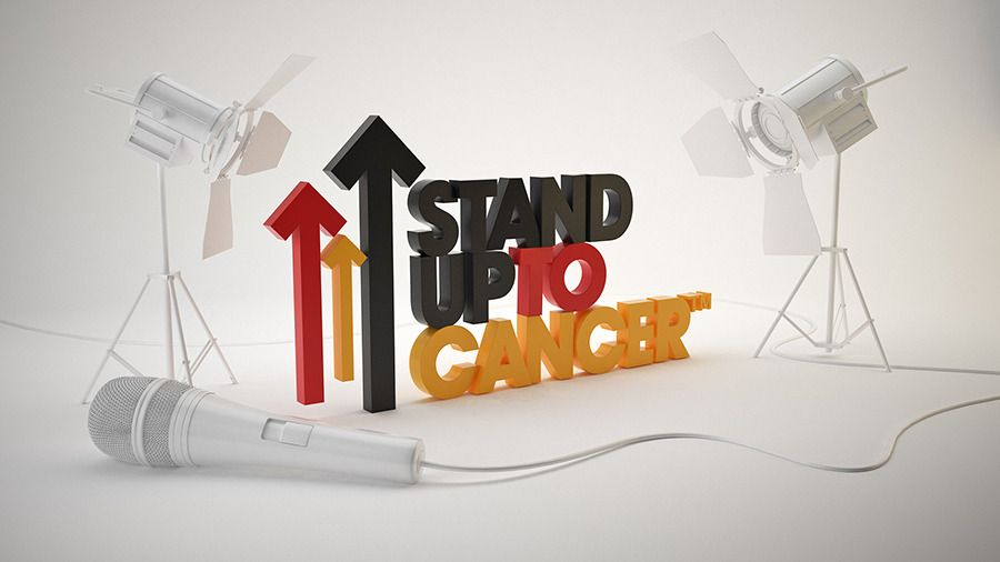 STAND UP TO CANCER - CHANNEL 4 - Jim Campbell | Motion Designer ...