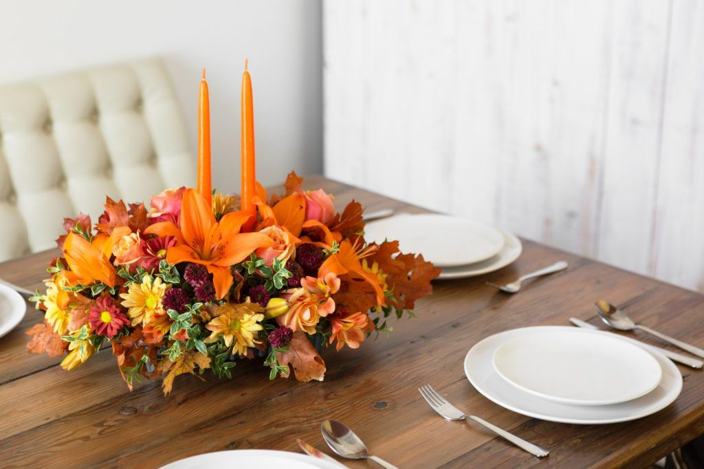 What Are Some Good Concepts for Thanksgiving Host Presentsbestflowerdelivery