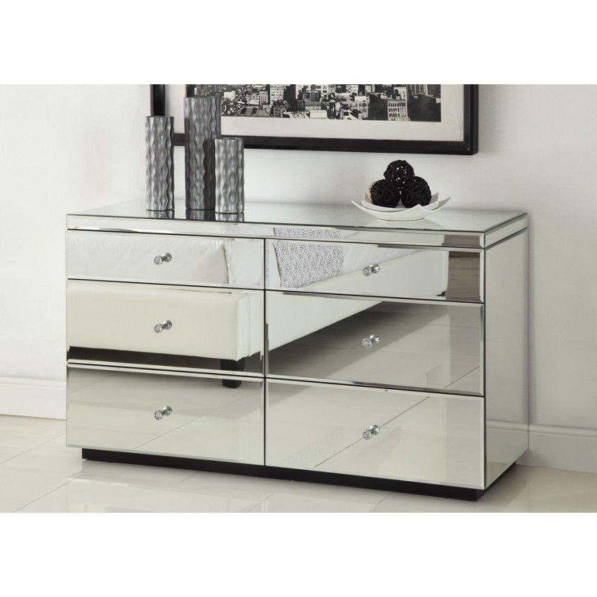 6 Drawer Dresser Chest
