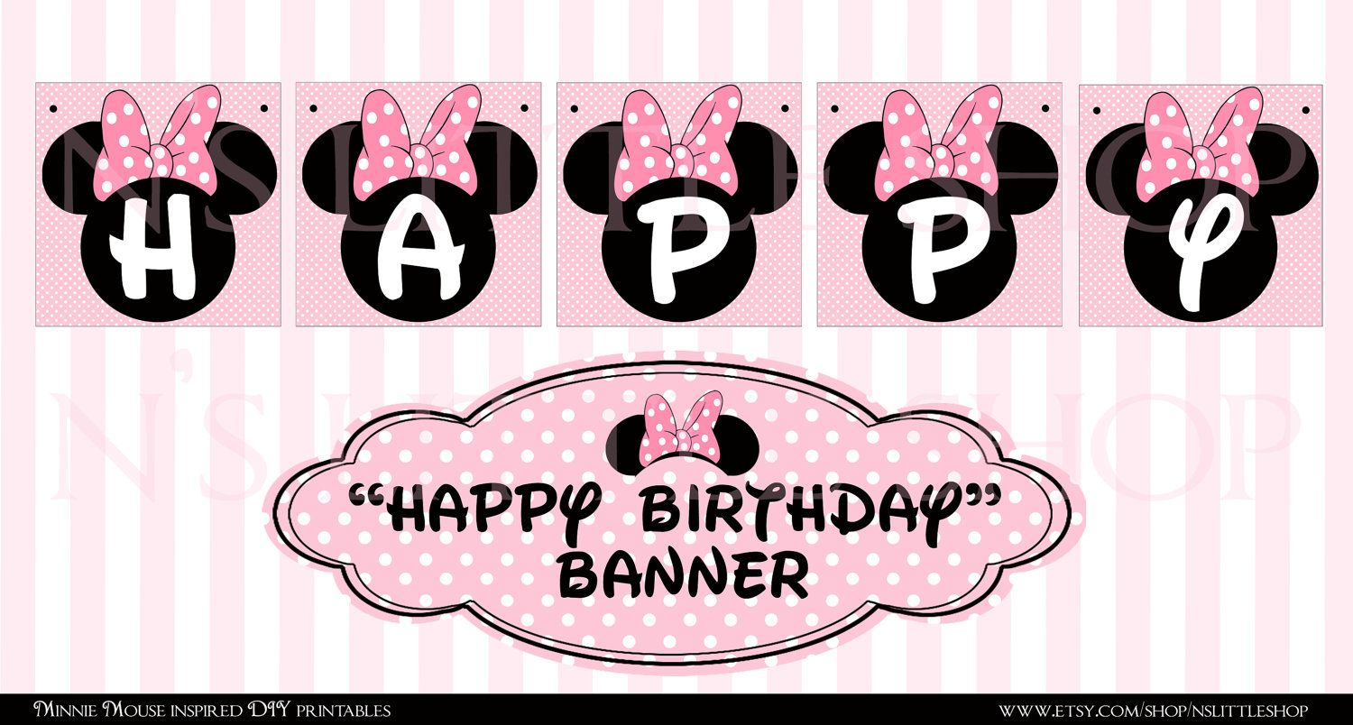 Baby Mickey And Minnie Mouse 1st Birthday Vector Hd Google Search
