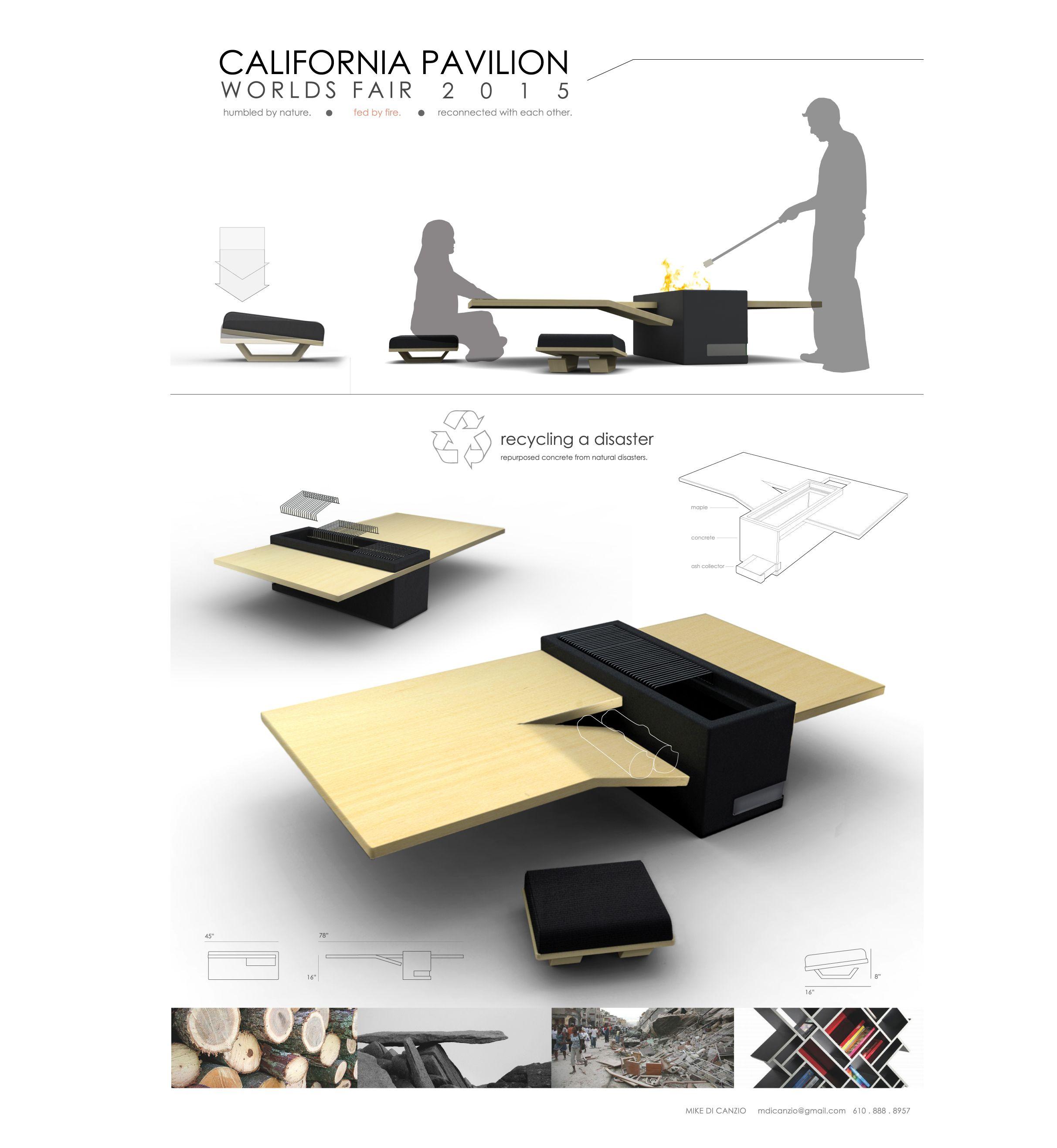 Furniture Design Presentation Board Decor 49228
