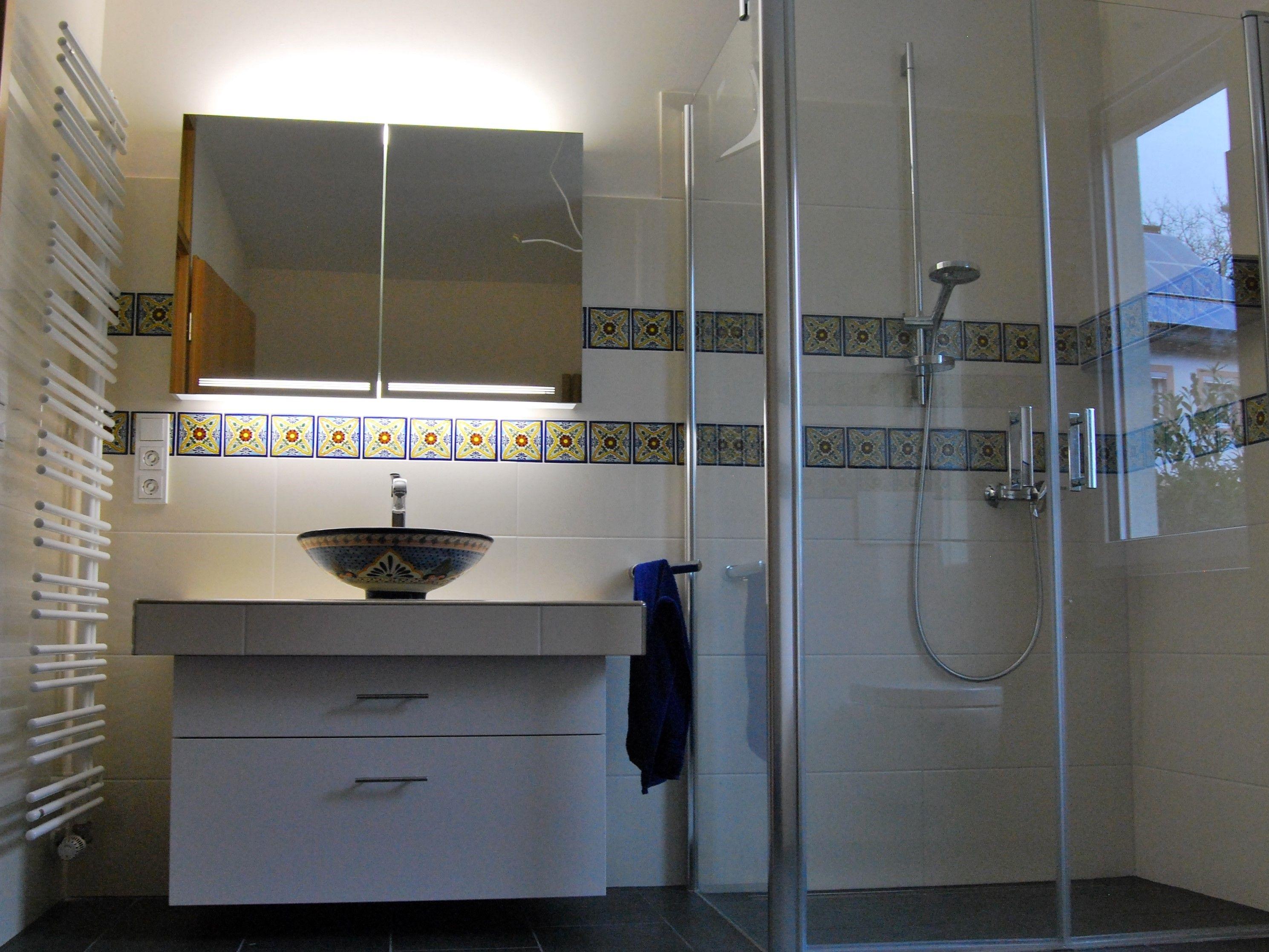 Badezimmer modern ~ Buntes mexikanisches flair und gleichzeitig moderne optik im